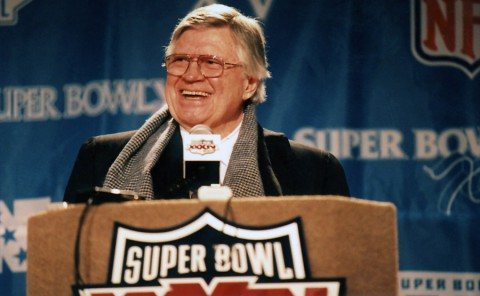 "Tennessee Titans Owner K.S. ""Bud"" Adams, Jr. 