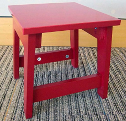 Circo Chloe & Conner Collection Stool is being recalled due to fall hazzard.