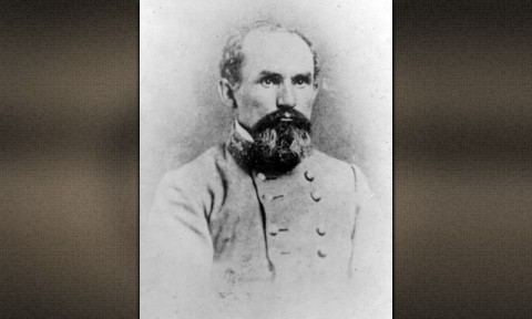 Confederate General William A. Quarles