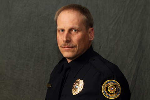 Clarksville Police Detective Tim Anderson