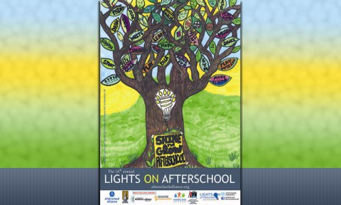 Lights On Afterschool Poster