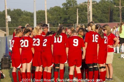 Montgomery Central High School Falls in Regional Soccer Tournament. (David Roach-Clarksville Sports Network)