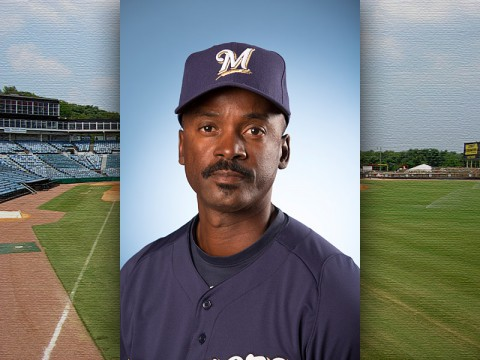 Nashville Sounds Manager Darnell Coles. (Nashville Sounds)