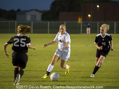 Northeast High School defeats Kenwood High School in 10-AAA Soccer. (David Roach-Clarksville Sports Network)