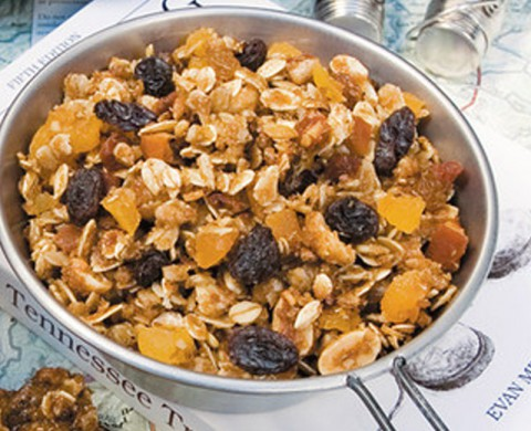 Tennessee Trails Sorghum Granola