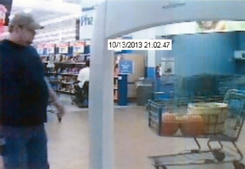 If you can ID the person in this photo, please call Crime Stoppers at 931.645.8477.