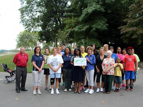 Clarksville Parks and Recreation's Walk with Me Tennessee Program