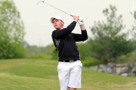 Austin Peay Men's Golf in second place at Bearcat Invitational. (APSU Sports Information)