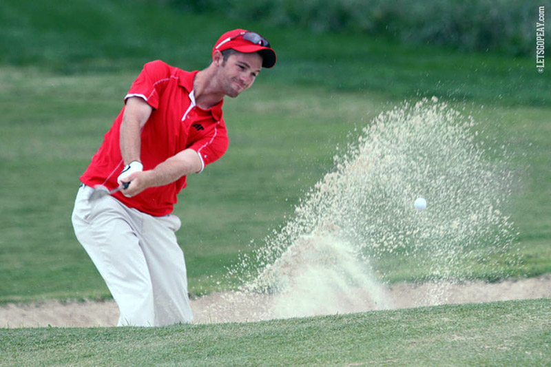 Austin peay state university governors golf fall short at for Gardner pool fort campbell