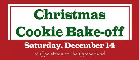 2013 Christmas Cookie Bake-Off December 14th
