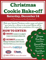 2013 Christmas Cookie Bake-Off