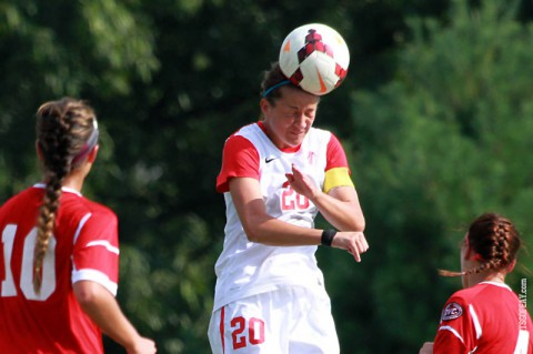 Austin Peay Women's Soccer. (Brittney Sparn-APSU Sports Information)