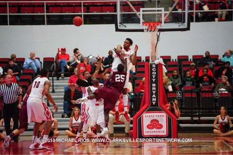 Austin Peay Governors to play in Central Michigan Basketball Tournament beginning Thursday. (Michael Rios-Clarksville Sports Network)