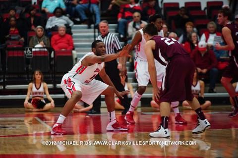Austin Peay Men's Basketball.
