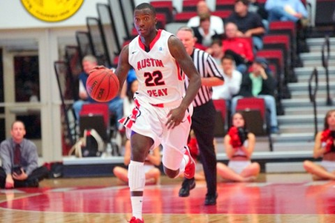 Ausitn Peay Men's Basketball travels to Youngstown State. (Michael Rios-Clarksville Sports Network)
