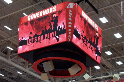 Inside Austin Peay Basketball returns to the Gilroy. (Brittney Sparn-APSU Sports Information)