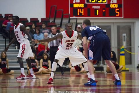 APSU Men's Basketball.