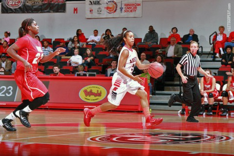 Austin Peay Women's Basketball seeks first win on the road against SIU. (APSU Sports Information)