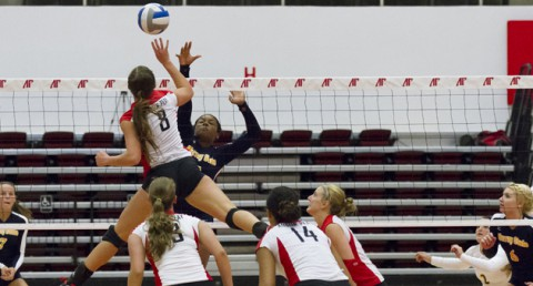 Austin Peay Women's Volleyball