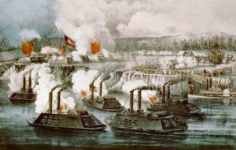Battle of Arkansas Post/Fort Hindman