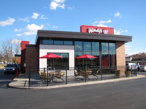 Wendy's Restaurant on Madison Street, Clarksville. (Photo by Wendy's of Clarksville)