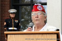 Sergeant First Class (Ret) Mary D. Ross
