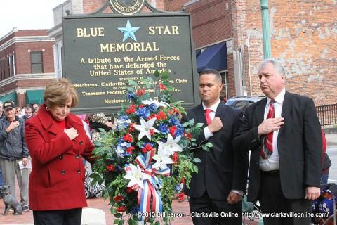 Honoring our Veterans