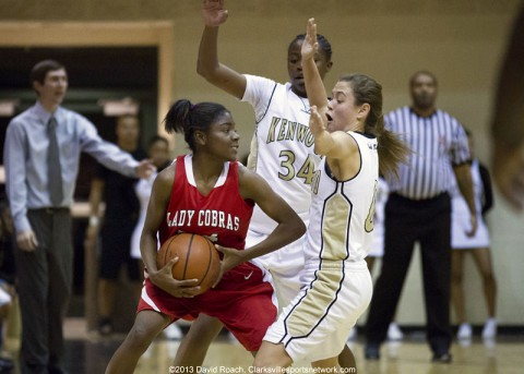 Kenwood earns first victory of the season at home over Whites Creek. (David Roach-Clarksville Sports Network)