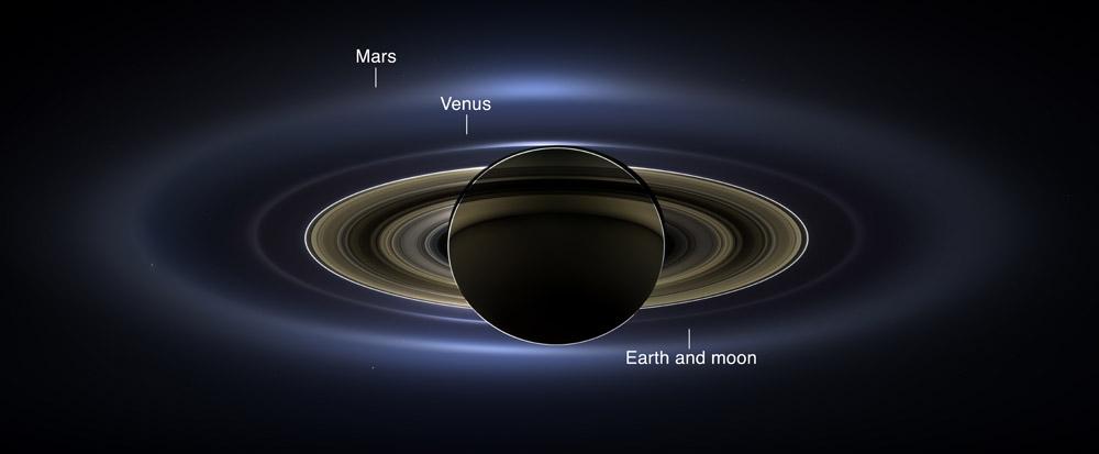 venus moons and rings - photo #9
