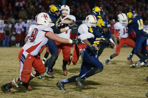 Northeast High School falls to Henry County. (Michael Rios-Clarksville Sports Network)