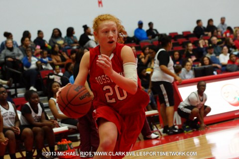 Rossview Girl's Basketball remains unbeaten on the year. (Michael Rios Clarksville Sports Network)