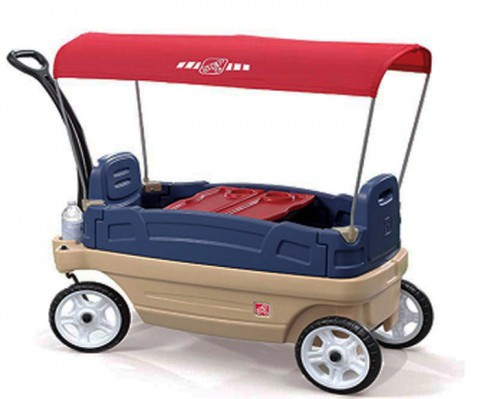 Step2® Whisper Ride Touring Wagon recalled due to fall hazard.