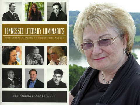 Tennessee Literary Luminaries book by Sue Freeman Culverhouse