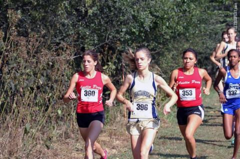 Austin Peay Women's Cross Country. (APSU Sports Information)
