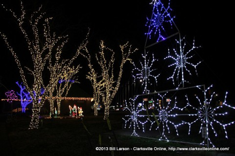 Free Activities and Entertainment this weekend at Christmas on the Cumberland