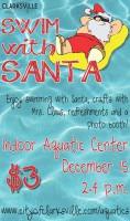 2013 Swim with Santa
