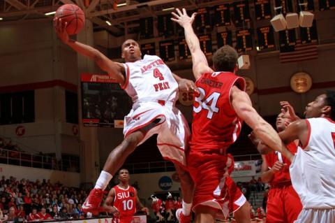 Austin Peay Mens Basketball's Travis Betran. (APSU Sports Information)