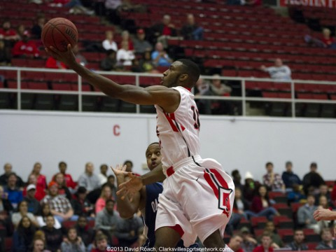 APSU Men's Basketball visits Samford Saturday.