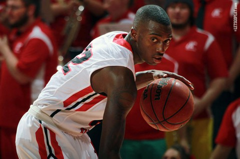 Austin Peay Men's Basketball. (Brittney Sparn/APSU Sports Information)