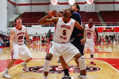 Austin Peay Men's Basketball takes on Vanderbilt Tuesday.