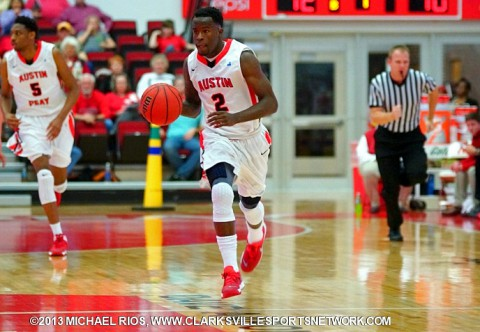 Austin Peay Men's Basketball travel to ETSU Saturday