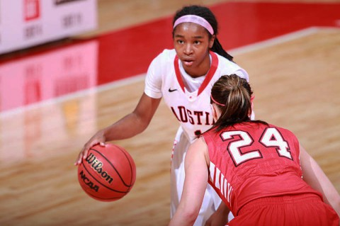 Austin Peay Women's Basketball hosts MTSU on Wednesday morning. (APSU Sports Information)