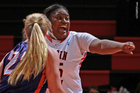 Austin Peay Womens Basketball's Tearra Banks earns OVC honor (APSU Sports)