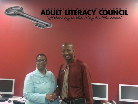 Adult Literacy Council and the Leap Organization have partnered to develop a computer lab for youth and adults.