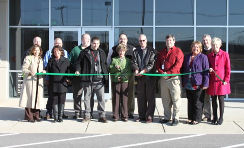 Agero receives Green Certification. (Montgomery County Government)