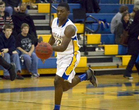 Clarksville Academy Boys Basketball falls 61-51 to Camden. (Michael Rios Clarksville Sports Network)