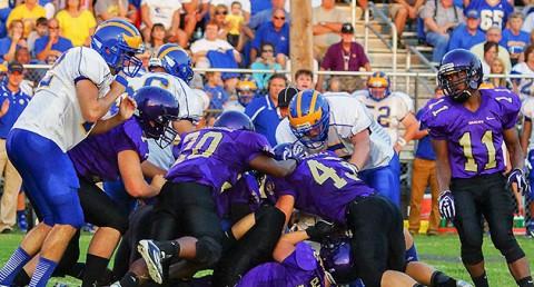 Clarksville High School football coach resigns. (Clarksville Sports Network)