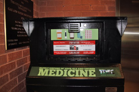 Clarksville Medication Drop Box