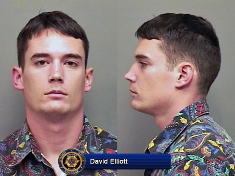 David Elliot has been arrested by Clarksville Police for the hit and run death of Austin McReynolds
