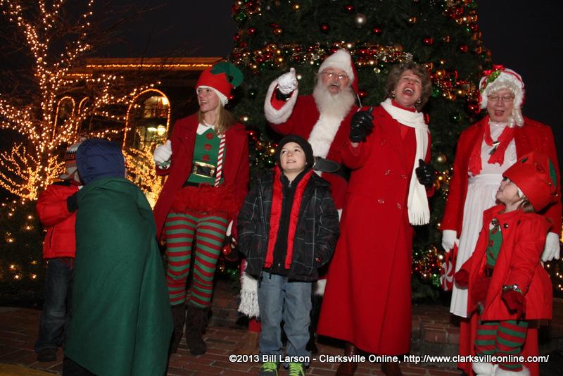 The Lighting of the City of Clarksvilleu0027s Christmas Tree & Christmas Tree Lighting Ceremony Archives - Clarksville TN Online azcodes.com